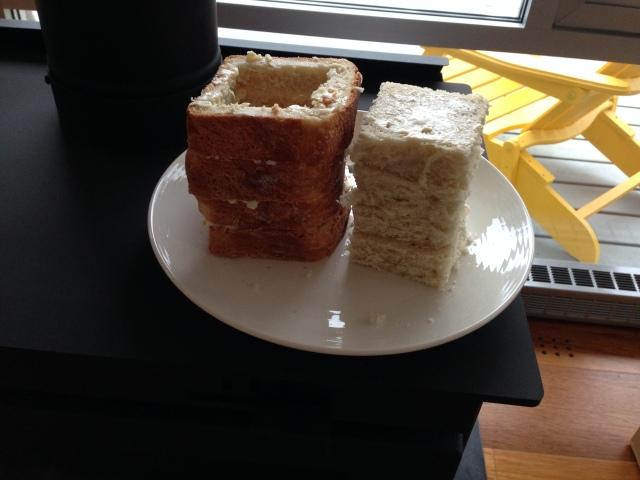思い出の朝ご飯